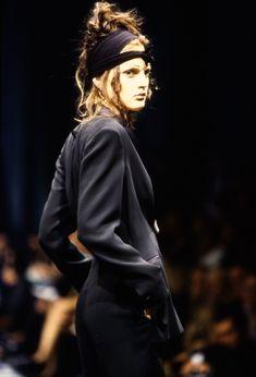 Jean Paul Gaultier Spring 1997 Ready-to-Wear Collection - Vogue Jean Paul Gaultier, Paul Gaultier Spring, Vogue Paris, Guinevere Van Seenus, Latest Jeans, Mannequins, Summer Collection, Ready To Wear, Fashion Show