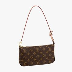 Get one of the hottest styles of the season! The Louis Vuitton Pochette Accessoires New Rare Monogram Canvas Shoulder Bag is a top 10 member favorite on Tradesy. Mochila Louis Vuitton, Louis Vuitton Crossbody Bag, Louis Vuitton Shoulder Bag, Louis Vuitton Bags, Louis Vuitton Neverfull Damier, Vintage Louis Vuitton, Zapatillas Louis Vuitton, Louis Vuitton Sneakers, Popular Handbags