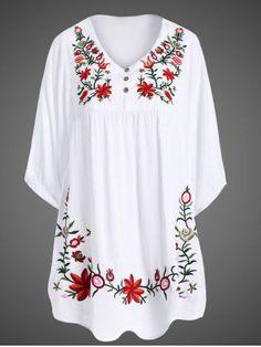 GET $50 NOW   Join RoseGal: Get YOUR $50 NOW!http://m.rosegal.com/plus-size-dresses/elegant-v-neck-1-2-430283.html?seid=6715312rg430283