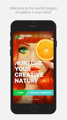 DeviantArt app review - Apppicker reviews #DeviantArtApp