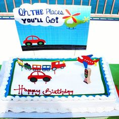"""""""Vroom..Planes trains and automobiles. . . . #az #chandleraz #tempe #arizona #azlocal #planes #trains #automobile #vroomvroom #thomasthetrain #kidsparty #partyidea #partytheme #boy #2 #eventplanner #events #birthday #birthdayparty #niños #pastel #fiestadeniños #eventos #fiesta #cumpleaños #dos #celebrate"""" by @azcelebrate.  #bride #weddingday #weddingdress #weddingphotography #bridal #weddinginspiration #weddingphotographer #groom #свадьба #instawedding #casamento #engagement #marriage…"""