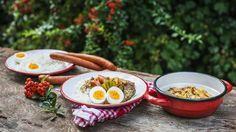 Česká klasika líného kuchaře: rozlítaný španělský ptáček s fíglem naomáčku