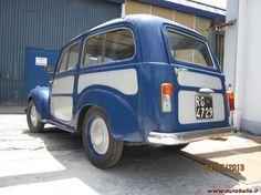Fiat 500 Belvedere 1953