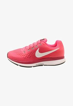 timeless design 3d2c2 a7f6a AIR ZOOM PEGASUS 34 - Chaussures de running neutres - racer pink vast  grey-rush maroon-atmosphere grey   ZALANDO.FR 🛒. Nike ...