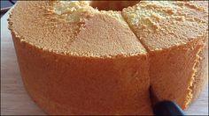 KitchenTigress: Orange Chiffon Cake Video Recipe
