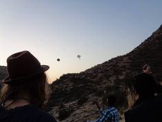#Day 8 : Pushkar : Kites are in the air We all love the color of the sky during sunset. But when we come across something when all you can see is sand, mountains and Kites!!! I had never experienced something like this... Check the full post at https://www.facebook.com/srijalism/posts/497858870401471