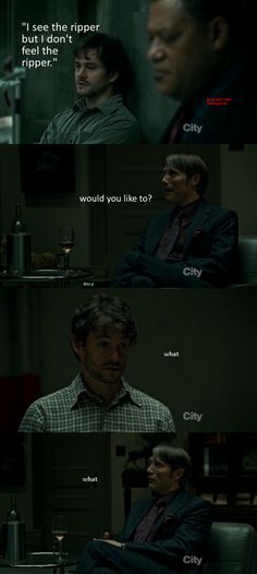 Hannibal's dirty jokes might be one of my favorite things x)--- yup.