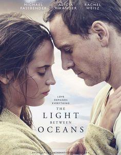 """CineNews: """"A Luz Entre Oceanos"""" ganha dois vídeos inéditos"""