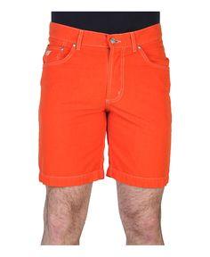 Bermuda uomo  CARRERA JEANS 00621B_1163A Arancione - Primavera Estate