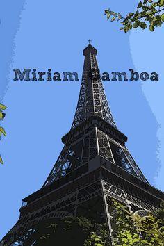 torre Eiffel III