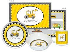 Dig It 4-Piece Dinnerware Set