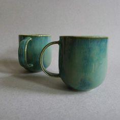 Mug Kiwi Set Of 2 by Jessie Lazar