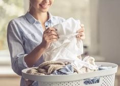 Clothes are meant to come out of the laundry looking better than when they went in, not worse! If you're noticing marks on your 'clean' laundry, it's time to tweak your cleaning routine.