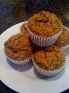 Pumpkin-Oat Bran Muffins Recipe - Food.com: Food.com
