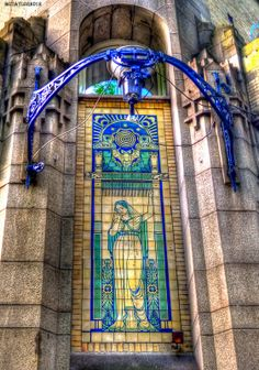 Art nouveau in Amsterdam