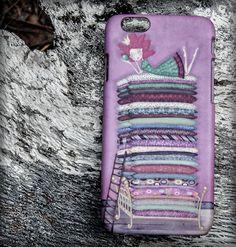 """Carcasa 3D """"La princesa y el guisante"""" (iphone 6)"""