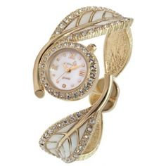 Le Chic Gold womens watch with diamond L' Inspiration