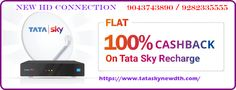 Confused about to buy DTH, you have reached a right place to buy Tata Sky set top box in all over India. We provide offer based Tata Sky packages in Tata Sky New Connection. Tata Sky having so much of HD channels, lot of packages, recharging option. Sky New, Good Customer Service, Chennai, Cod, New Books, Connection, Boxes, Delivery