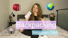 Going backpacking or know someone who is? Don't miss my latest video on tips and answers to all your questions about life on the road.  Includes a link to the BEST backpack ever - you'll see why!
