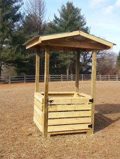 ideas about Horse Feeder Hay Feeder For Horses, Horse Feeder, Horse Hay, Horse Paddock, Horse Barn Plans, Horse Barns, Farm Projects, Backyard Projects, Diy Hay Feeder