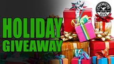 How To Win Free Stuff! Chemical Guys Auto Detailing Holiday Giveaway!