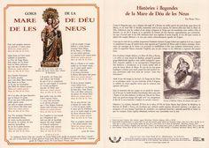 Goigs nº 170 - Neus - BCN - 2012