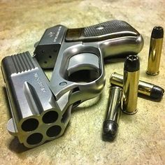 Cop.357 4 Barrel Derringer