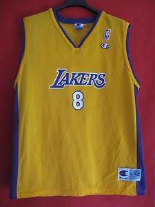 a camiseta de baloncesto nike los angeles nba lakers bryant vintage usa 18  20 ano bd37fabf684ff