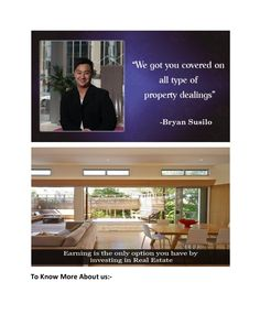 Bryan susilo   handle all type of property dealing by bryansusilo00007 via slideshare