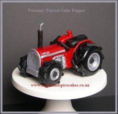 Tractor topper tutorial - Go to her shop and it's for sale along with other reasonably priced tutorials.
