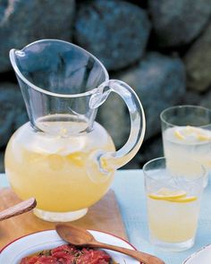 Lemon Drops on the Rocks Recipe