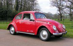 1963 VW Beetle.