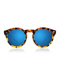 d08d0d66e7 Illesteva mirrored sunglasses Illesteva Sunglasses