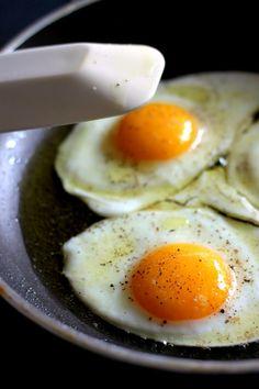 America's Test Kitchen Cooking School Cookbook Giveaway + Foolproof Fried Egg via @Brandi