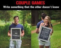 Couple games   funny pictures