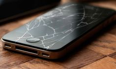 Highly trained technicians replace the damaged glass screens for certain iPhones and iPads often in as little as an hour
