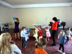 Zabawy przy muzyce, rytmika dla dzieci (5)