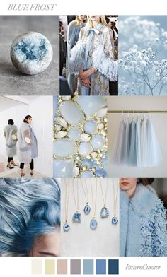 BLUE FROST by PatternCurator