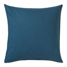 IKEA - VIGDIS, Cushion cover, Cover is made of ramie; a hard-wearing and absorbent natural material.The zipper makes the cover easy to remove.
