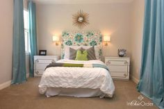 A Preteen girls bedroom!
