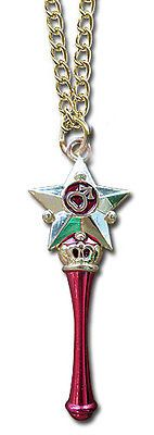 *NEW* Sailor Moon S: Star Power Stick Mars Necklace by GE Animation
