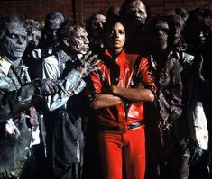 &here we see michael jackson making history and inventing halloween