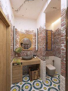 Küçük Banyo Tasarımları – Dekorasyon Cini