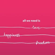 Isso é tudo o que precisamos!
