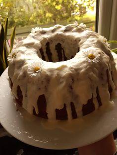 Nettle Cake with Lemon Cream Cheese Frosting – WanderWomen