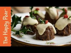 Mini Christmas Pudding Ideas You'll Love | The WHOot