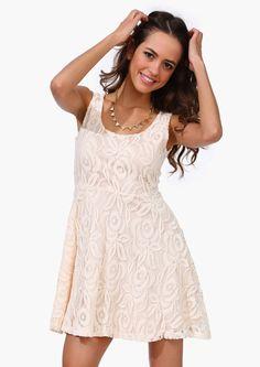 Cute garden party dress
