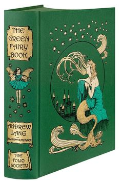 The Green Fairy Book by Andrew Lang. My mother saved the entire set of all colours from her childhood in the '20s. We loved reading them and looking at the illustrations
