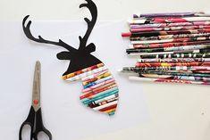 Reutilizar revistas - Decoração DIY / Upcycling magazines - Decoration DIY