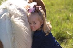 Princess and her pony